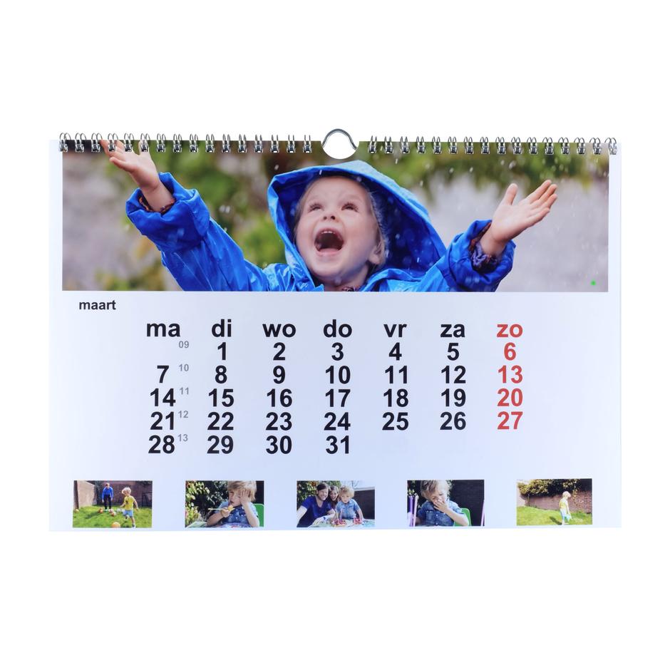 home kalenders en agenda's jaarkalender A3