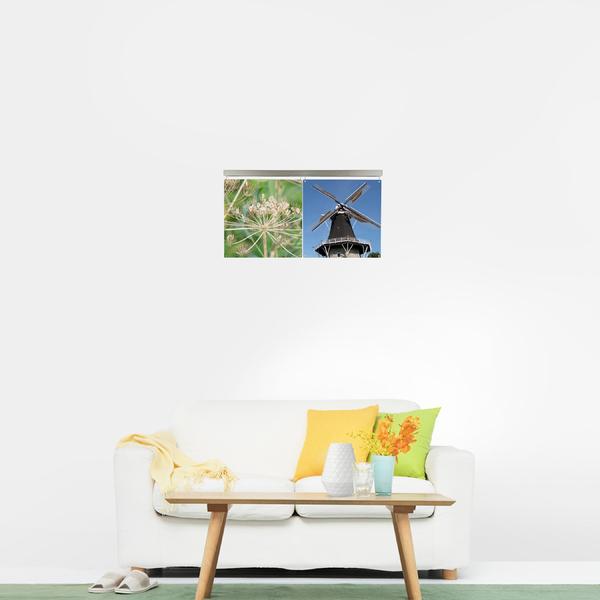 Votre photo sur panneaux en aluminium hema for Panneaux decoration murale